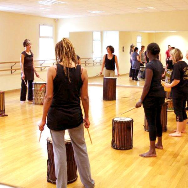 Atelier/stage de danses d'Afrique de l'Ouest